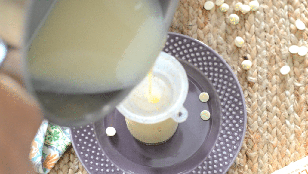 the best white chocolate sauce