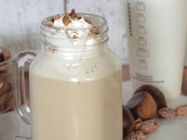 Try this chestnut praline latte!  Its a copycat of the new Starbucks version!