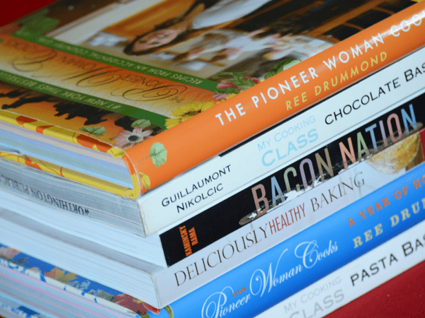 Must have cookbooks for the foodie in your life!