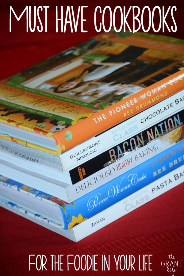 Cookbooks for Christmas