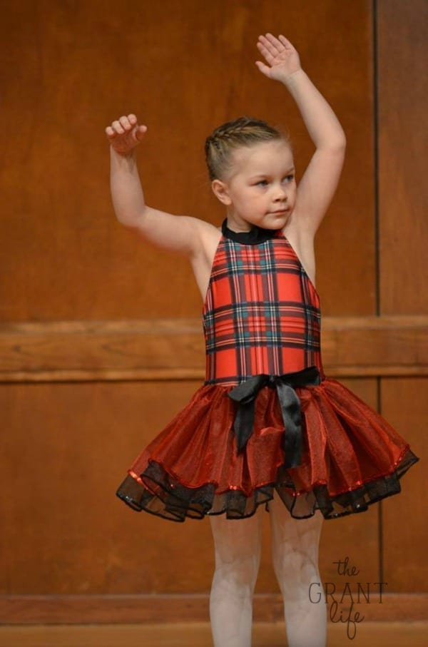 ryley dancing