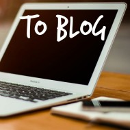 Learning to Blog – Where to Start