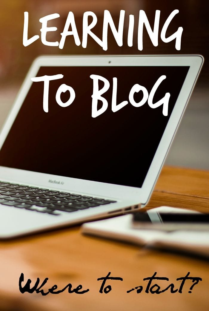 Looking to start a blog Where do you start Here are some GREAT tips!