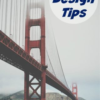 Blog design tips that will help make your blog more professional