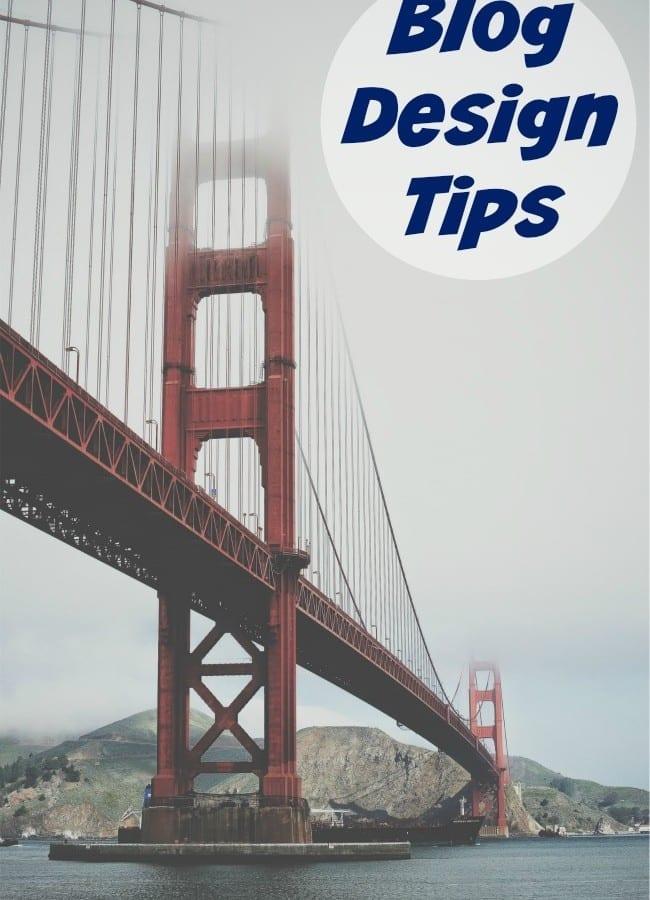 Learning to Blog – Blog Design Tips