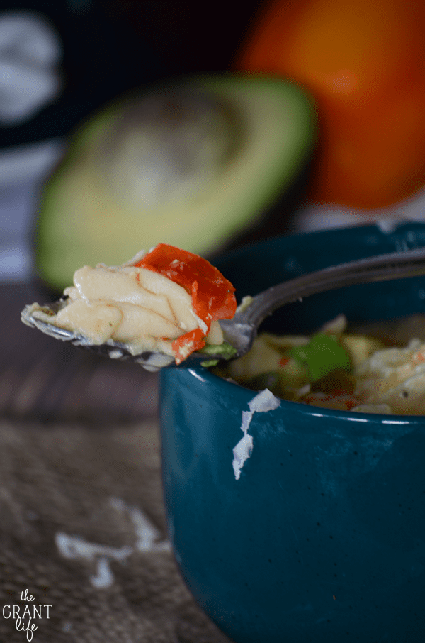 Crock pot chicken fajita soup recipe
