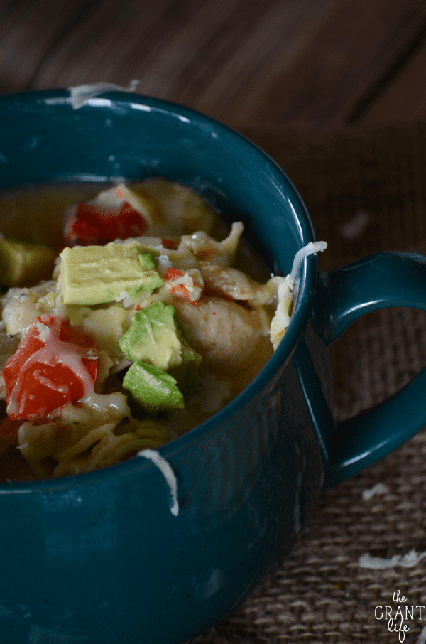 Easy crock pot chicken fajita soup