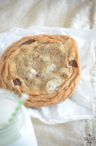 Starbucks chocolate chunk cookie recipe - copycat!