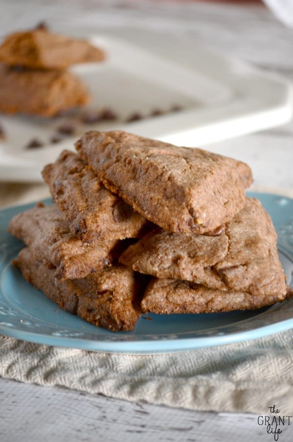 Try this easy and healthy chocolate scone recipe