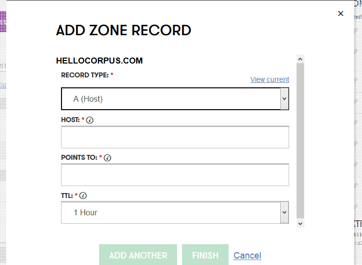 custom domain for wordpress2