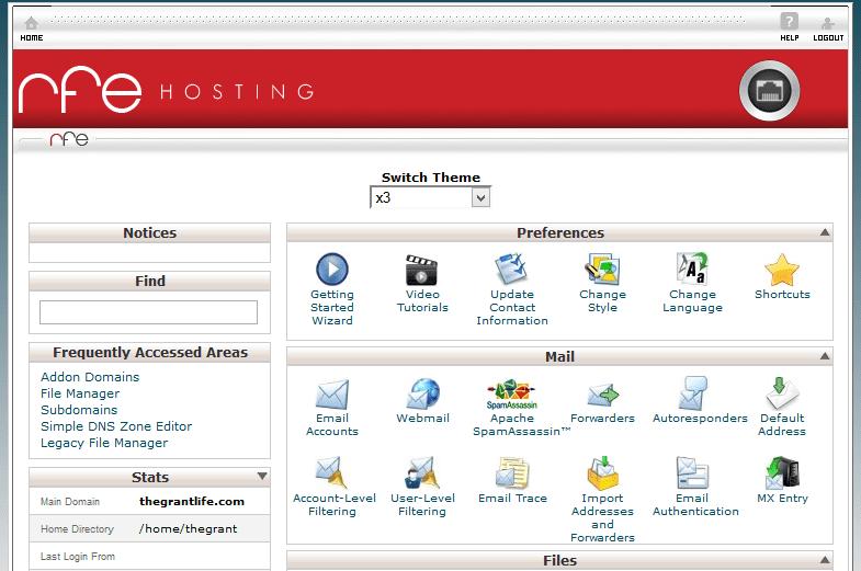 custom domain for wordpress4