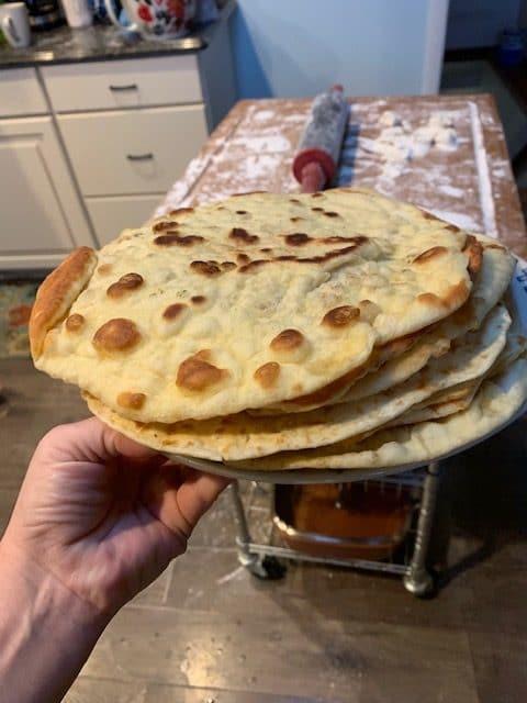 the best homemade naan recipe