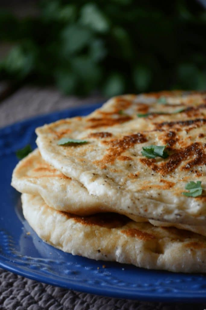 how to make homemade naan