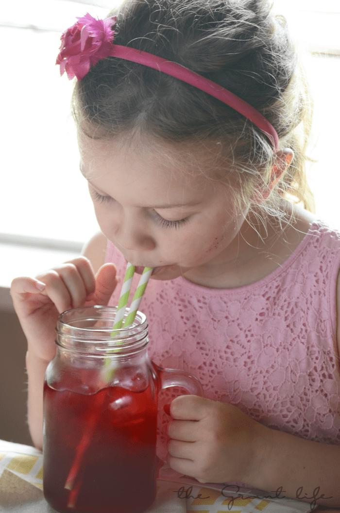 Passionfruit lemonade copycat recipe