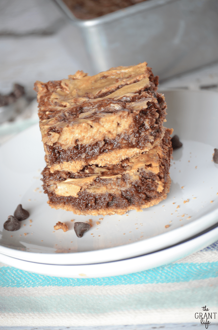 You have got to try these cappuccino cream cheese brownies!