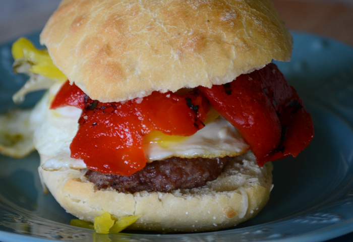 Italian breakfast sandwich recipe