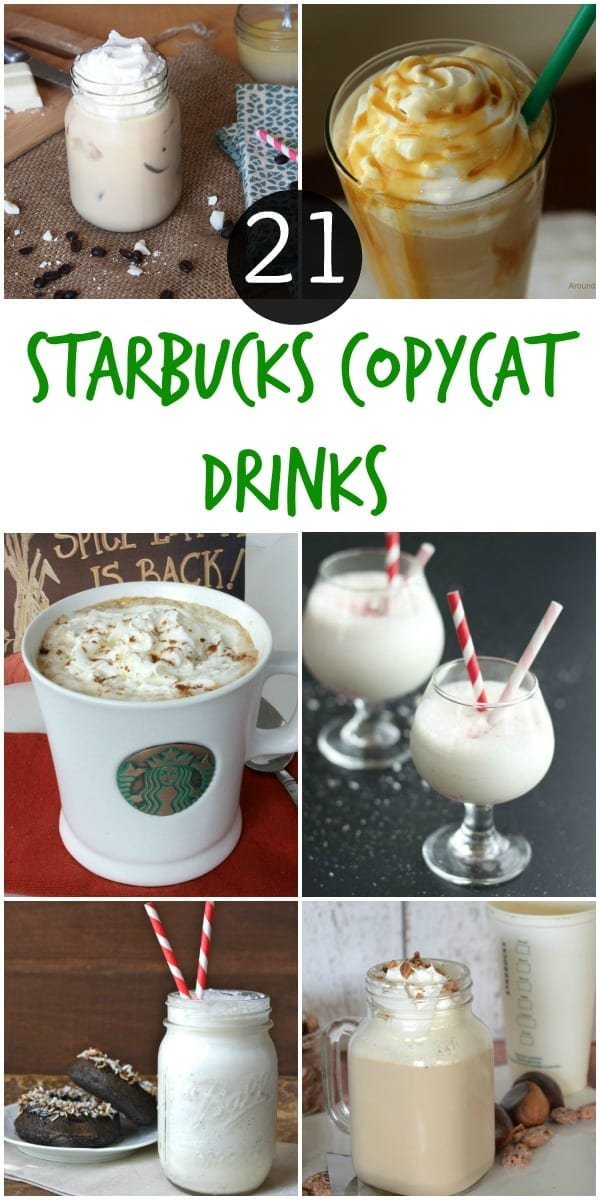 21 Starbucks copycat drink recipes to try