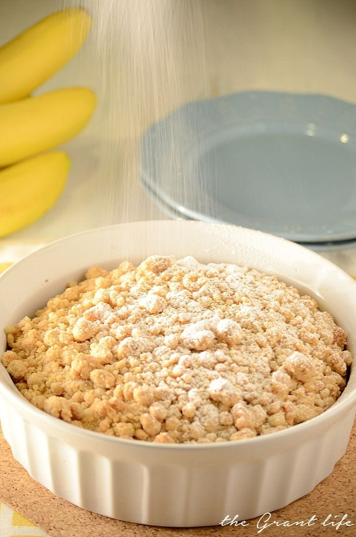You have got to try this New York style coffee cake!