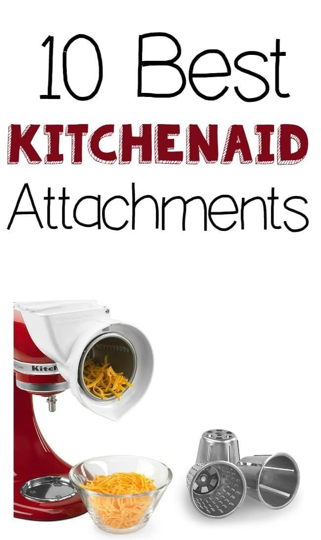 Best Kitchenaid Attachments