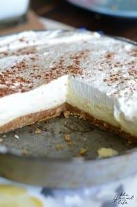 French vanilla silk pie recipe!