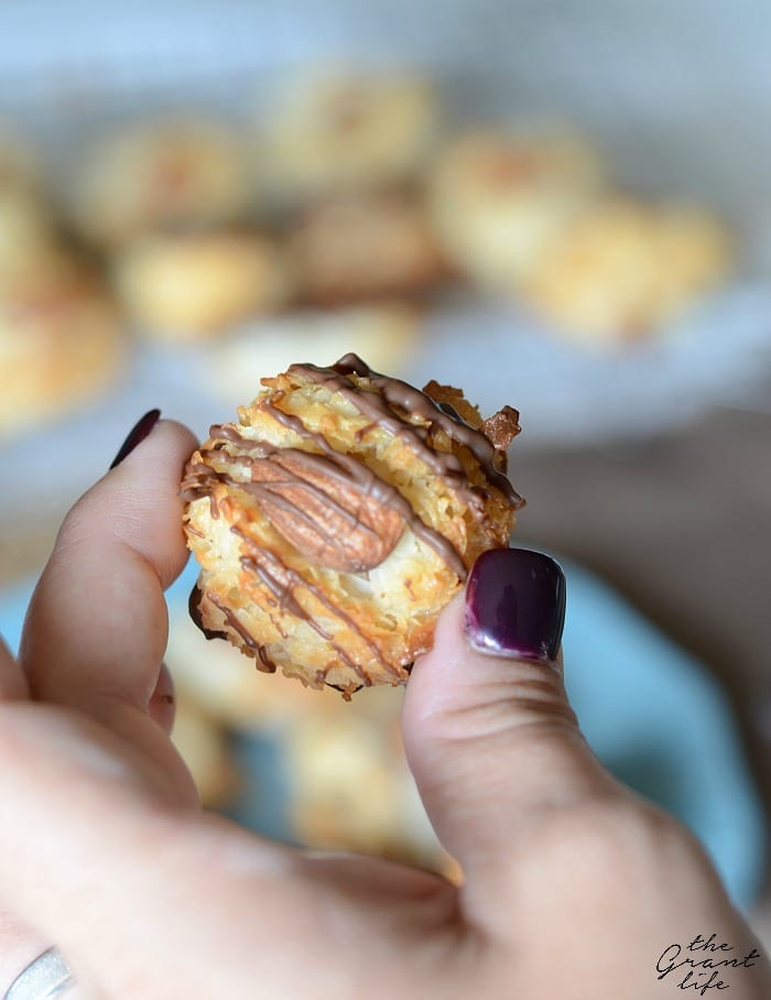 Easy almond joy bites recipe