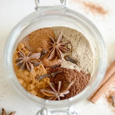 Home chai spice mix recipe