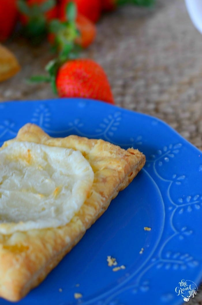 Copycat Starbucks cheese danish recipe