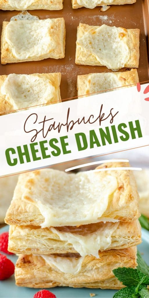 How to make a copycat Starbucks cheese danish at home