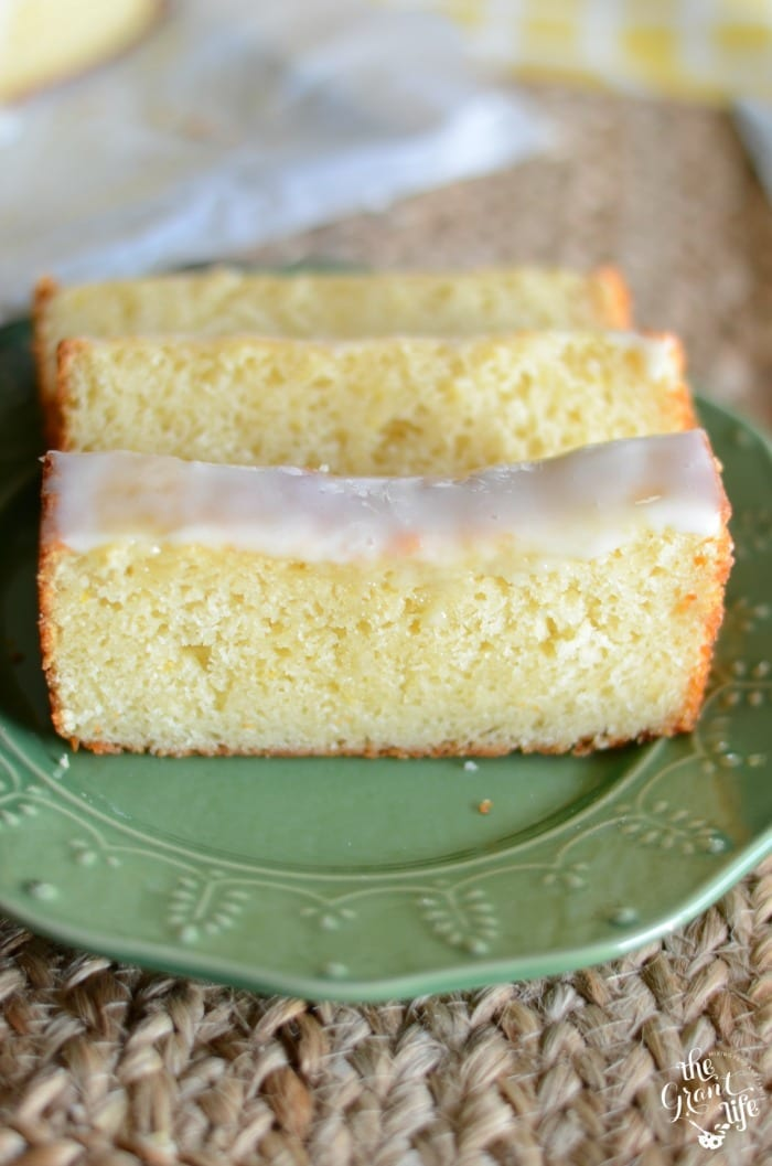 Copycat Starbucks lemon loaf recipe