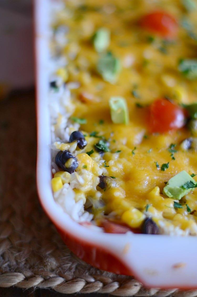 easy-chicken-taco-rice-casserole-recipe