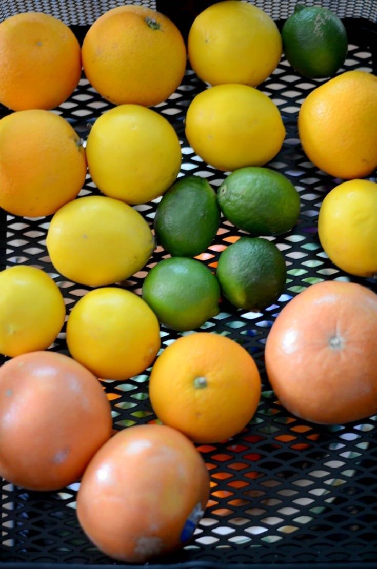 Fruit and vegetable organization ideas