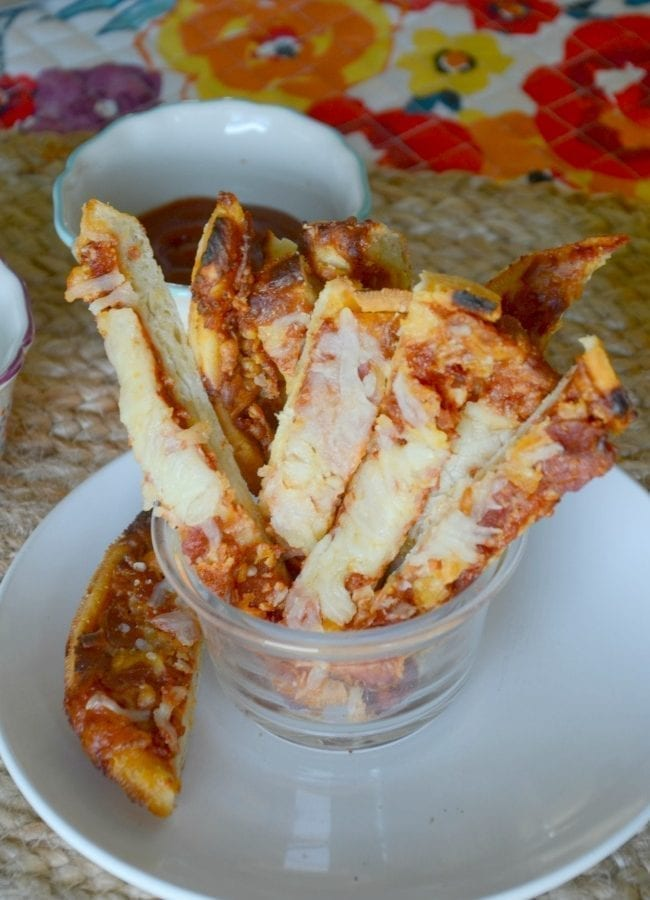 Pizza dippers