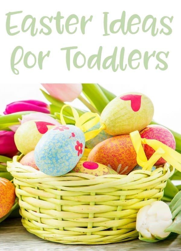 Easter basket ideas for toddlers the grant life easter basket ideas for toddlers negle Images