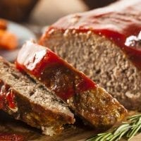 Meatloaf recipe with ketchup