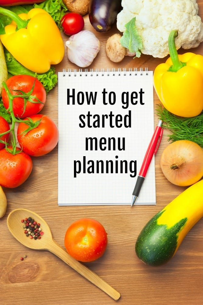 Meal Planning | How To Meal Plan Mom Makes Dinner