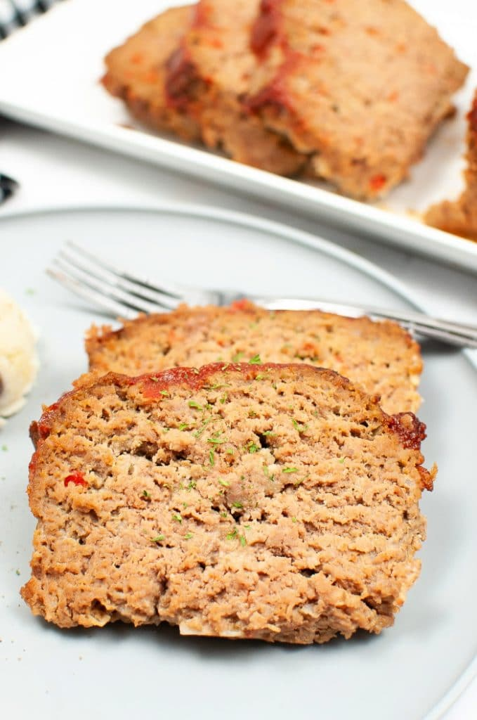 meatloaf with ketchup recipe (1)