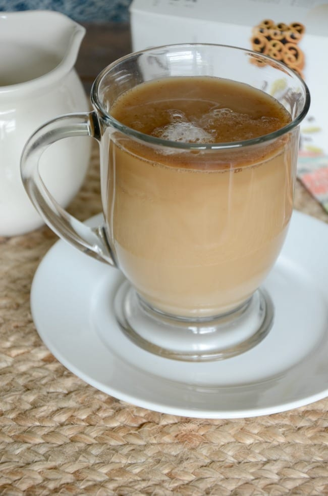 Starbucks copycat chai tea latte recipe