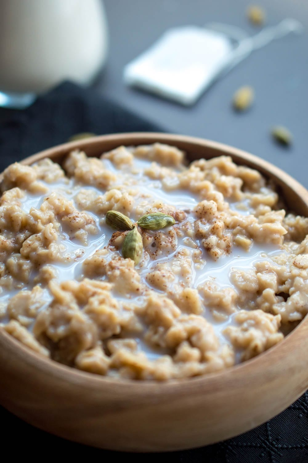 Chai Latte Oatmeal Recipe