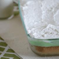 Grandma's Pistachio Dessert