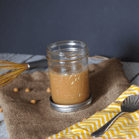 Homemade Butterscotch Sauce
