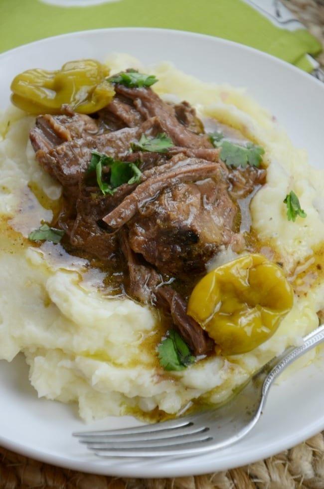 Original Mississippi roast recipe