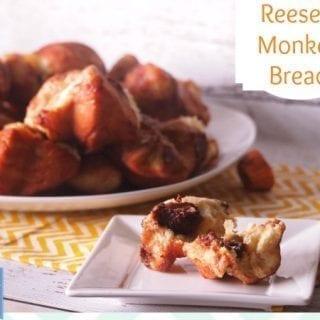Reese's Monkey Bread