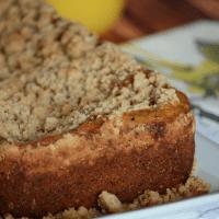 Cinnamon Crumb Zucchini Bread