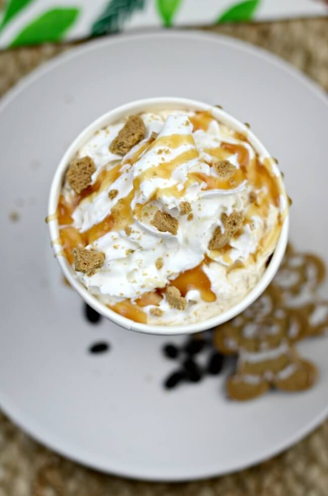 How to make a copycat Starbucks gingerbread latte at home