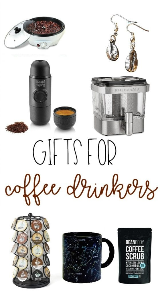 Gifts For Coffee Drinkers Mom Makes Dinner