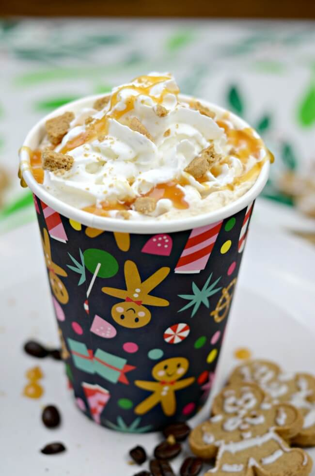 How to make a copycat Starbucks gingerbread latte