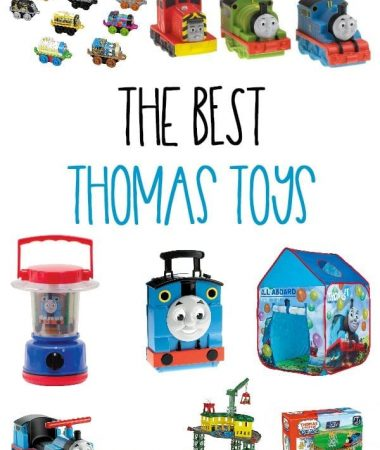 The BEST Thomas the Train toys of the year! Perfect for your little train lover