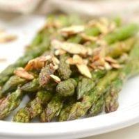 Asparagus Almondine Recipe