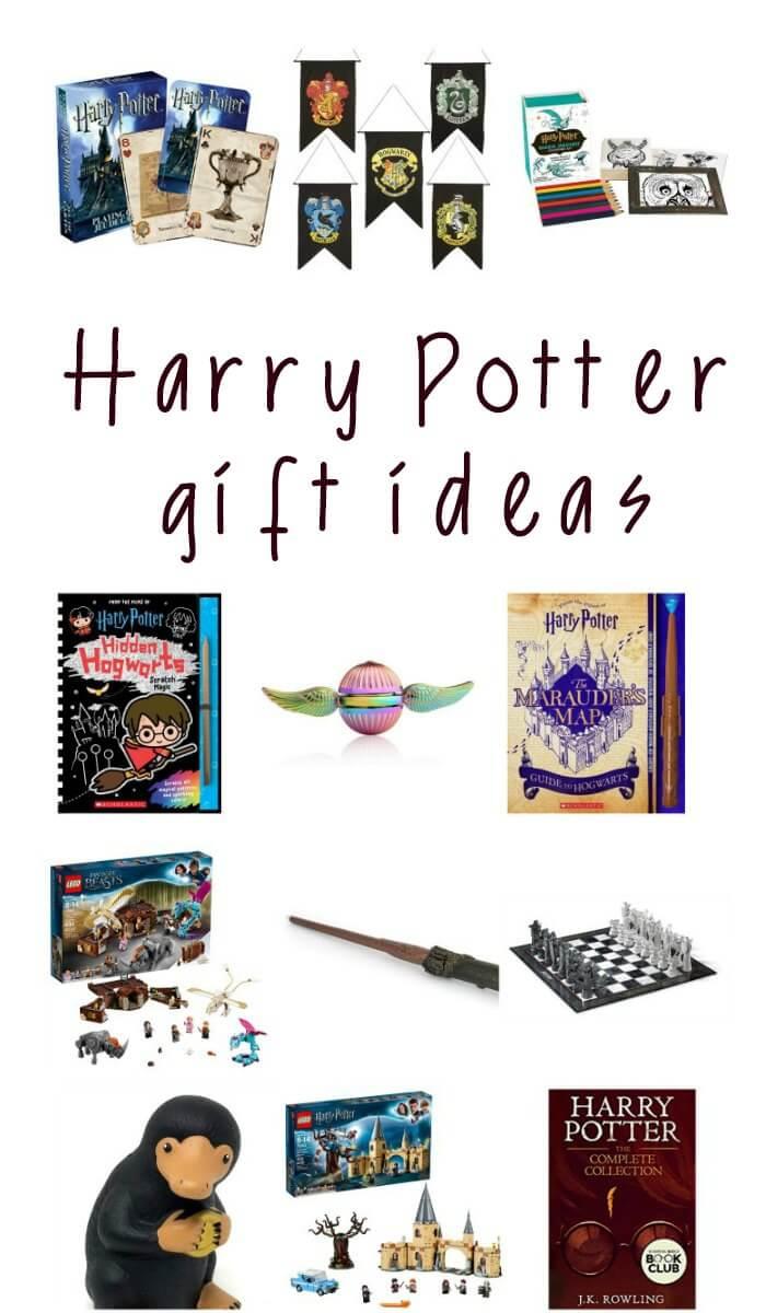 Harry Potter Gift Ideas Mom Makes Dinner