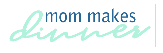 mom makes dinner logo